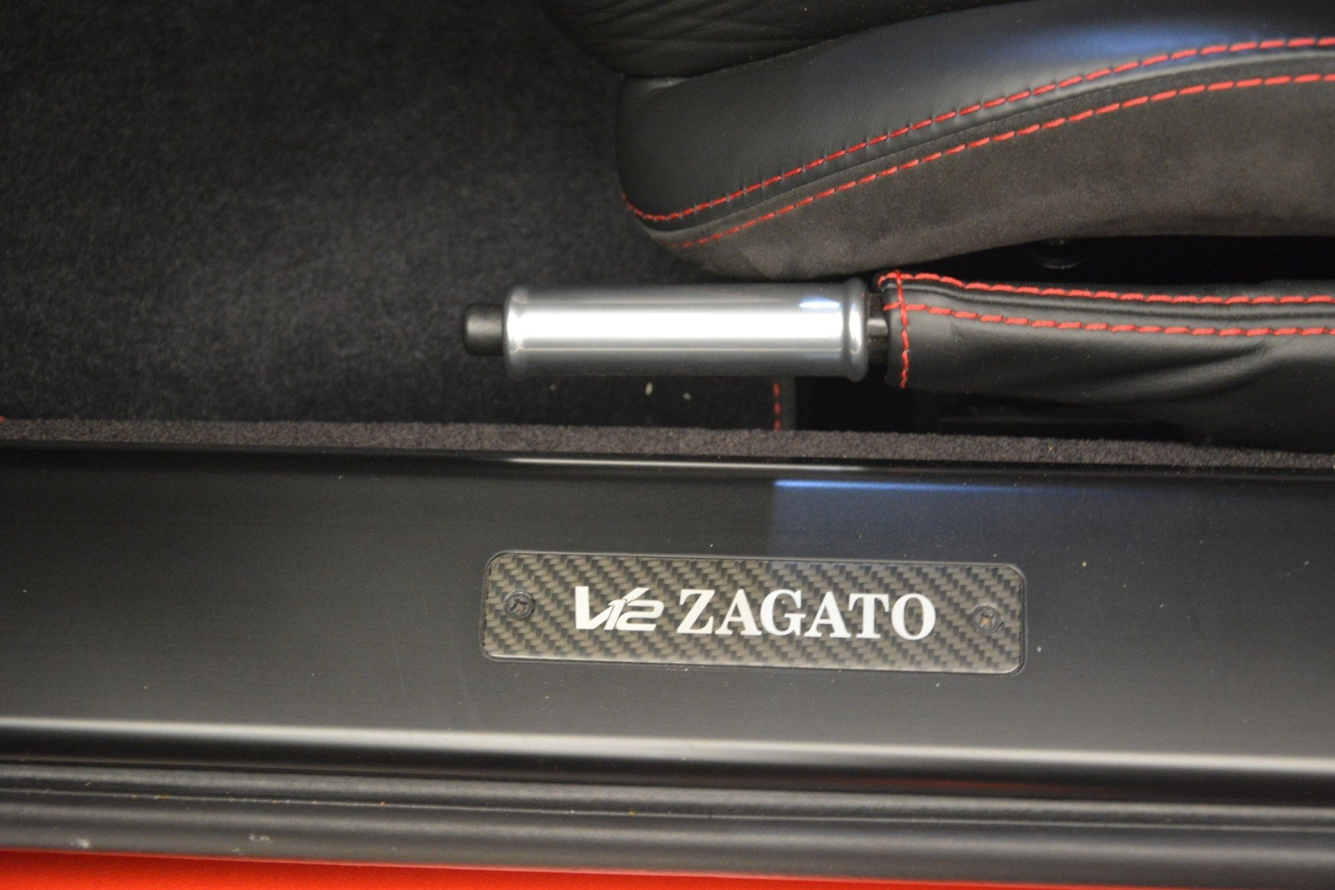 Used 2013 Aston Martin V12 Zagato Coupe For Sale In Greenwich, CT 3181_p16