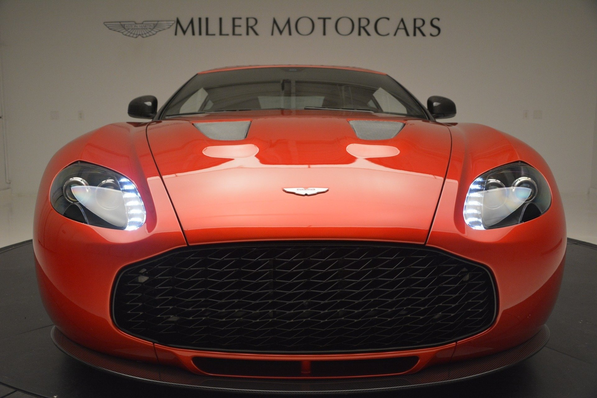 Used 2013 Aston Martin V12 Zagato Coupe For Sale In Greenwich, CT 3181_p23