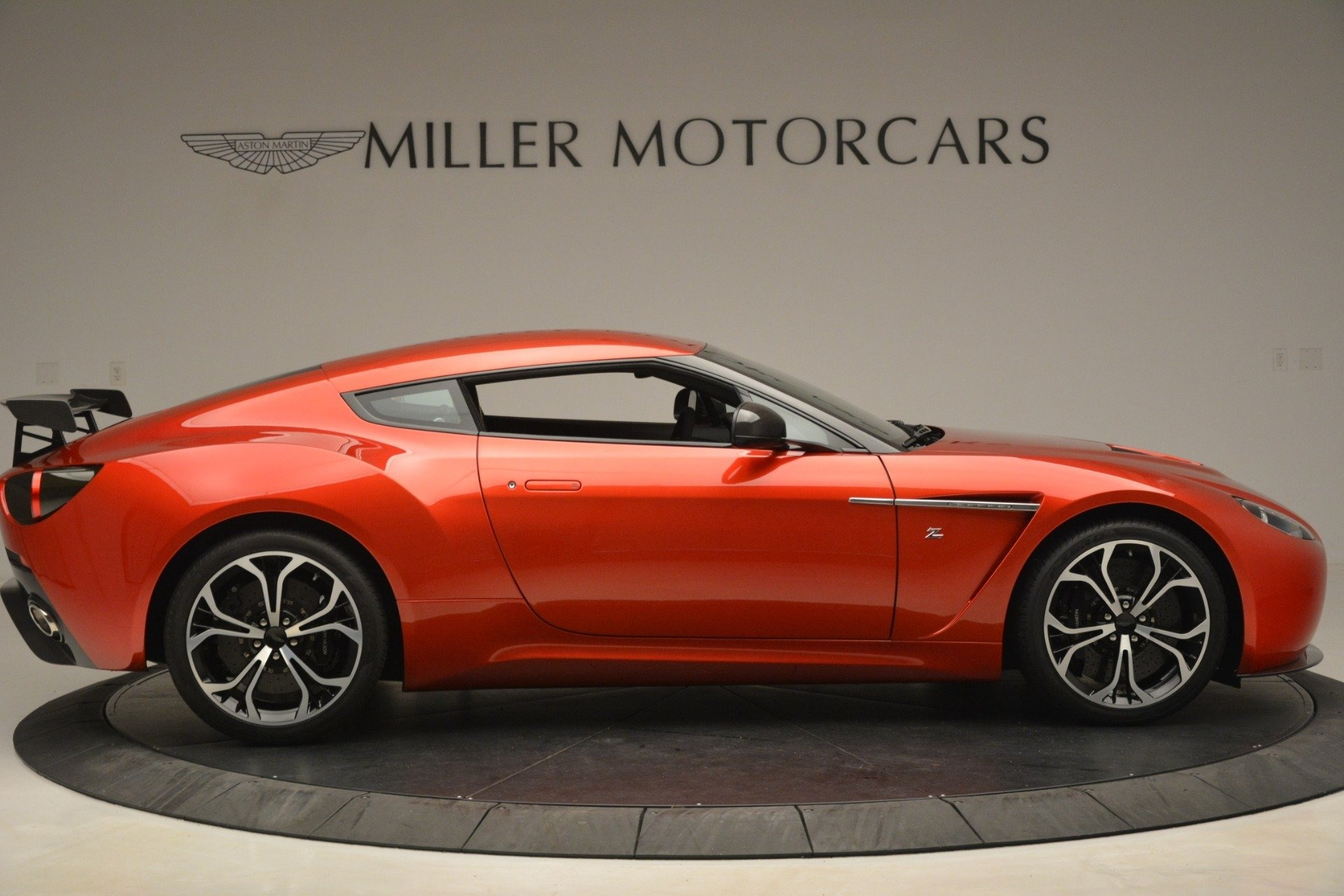 Used 2013 Aston Martin V12 Zagato Coupe For Sale In Greenwich, CT 3181_p7