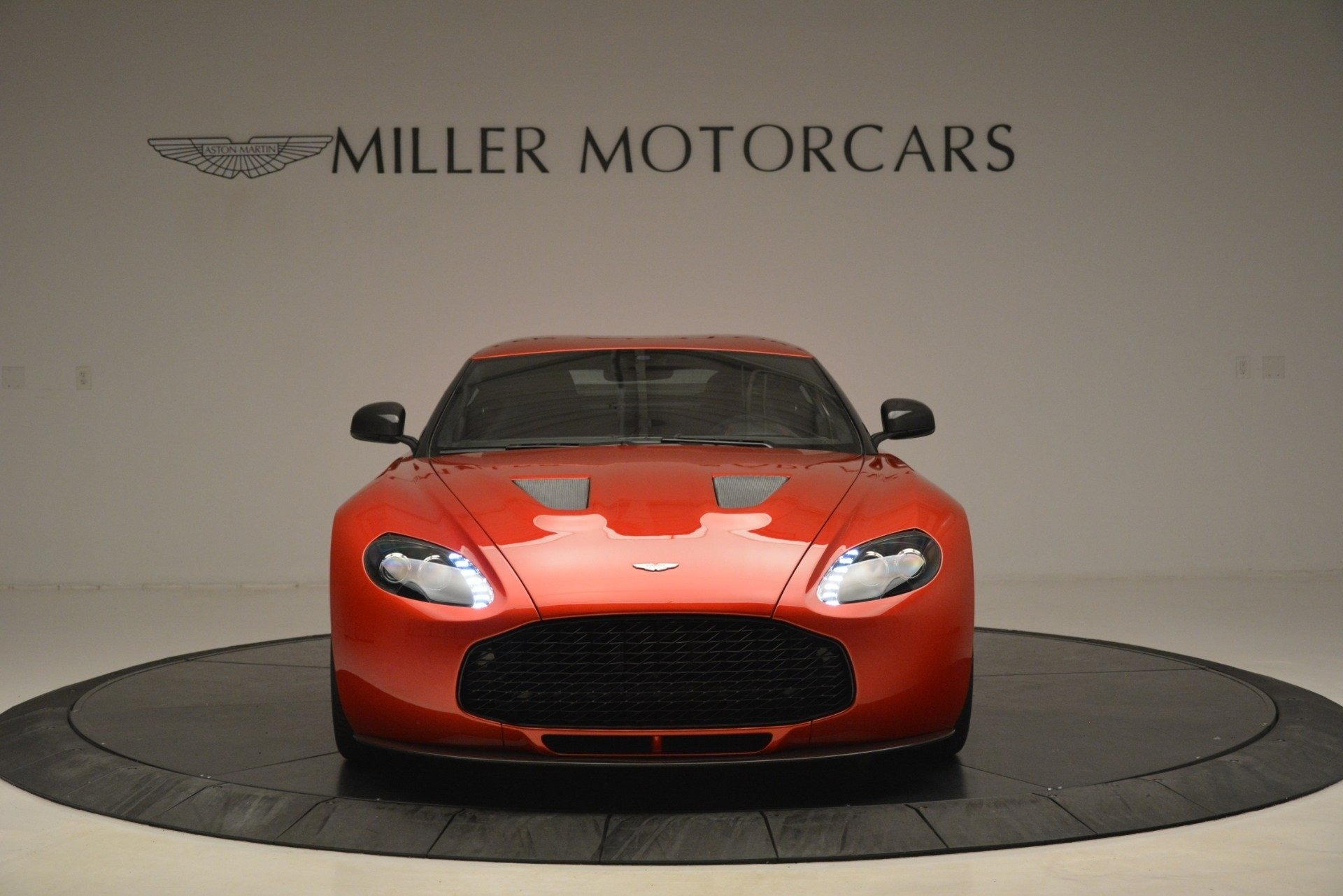 Used 2013 Aston Martin V12 Zagato Coupe For Sale In Greenwich, CT 3181_p8