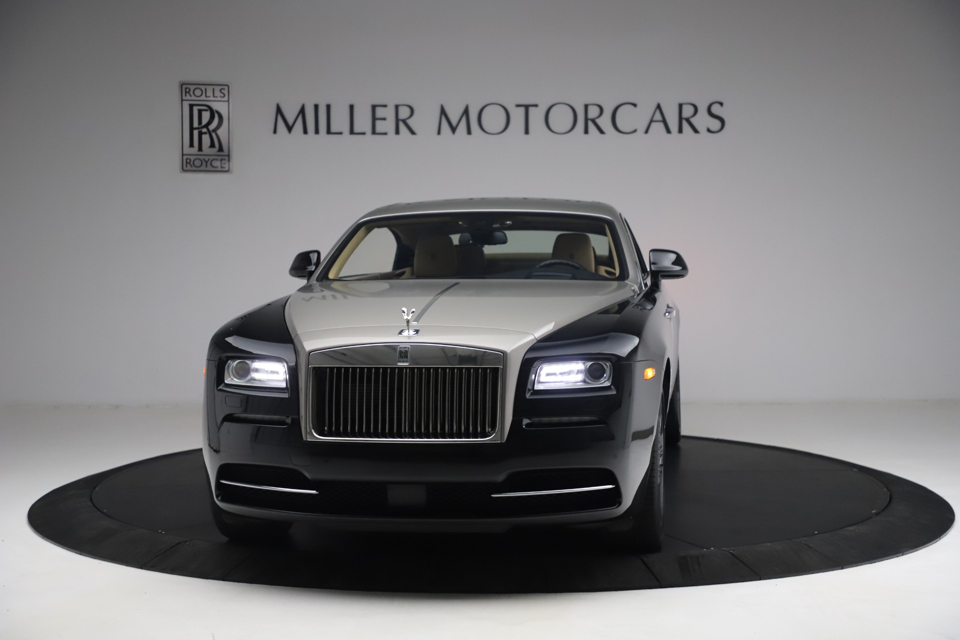 Used 2015 Rolls-Royce Wraith  For Sale In Greenwich, CT 3184_p3