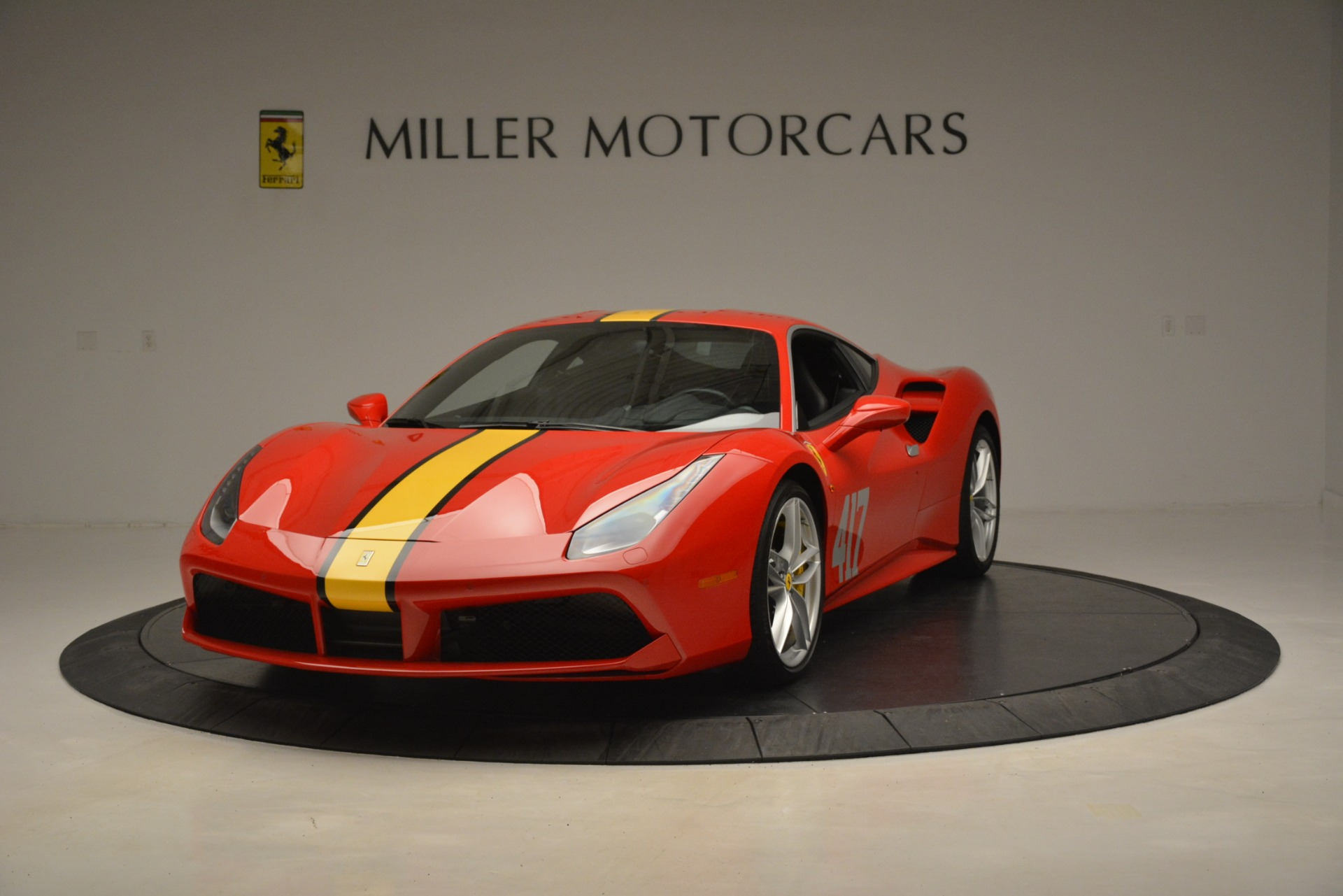 Used 2018 Ferrari 488 GTB  For Sale In Greenwich, CT 3185_main