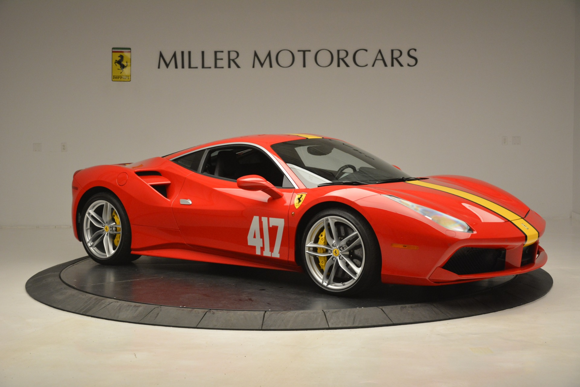 Used 2018 Ferrari 488 GTB  For Sale In Greenwich, CT 3185_p10