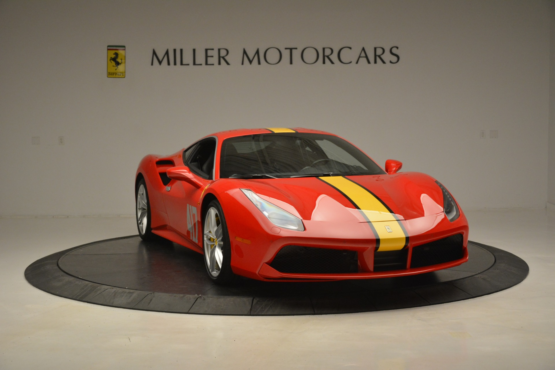 Used 2018 Ferrari 488 GTB  For Sale In Greenwich, CT 3185_p11