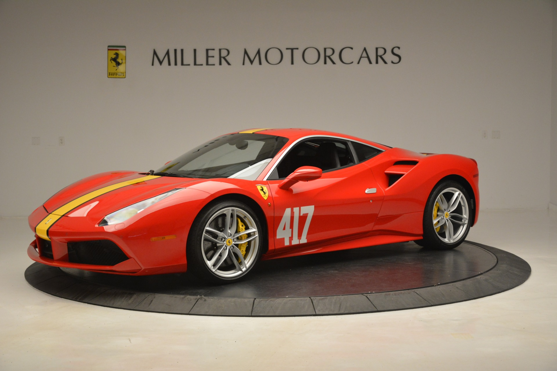 Used 2018 Ferrari 488 GTB  For Sale In Greenwich, CT 3185_p2