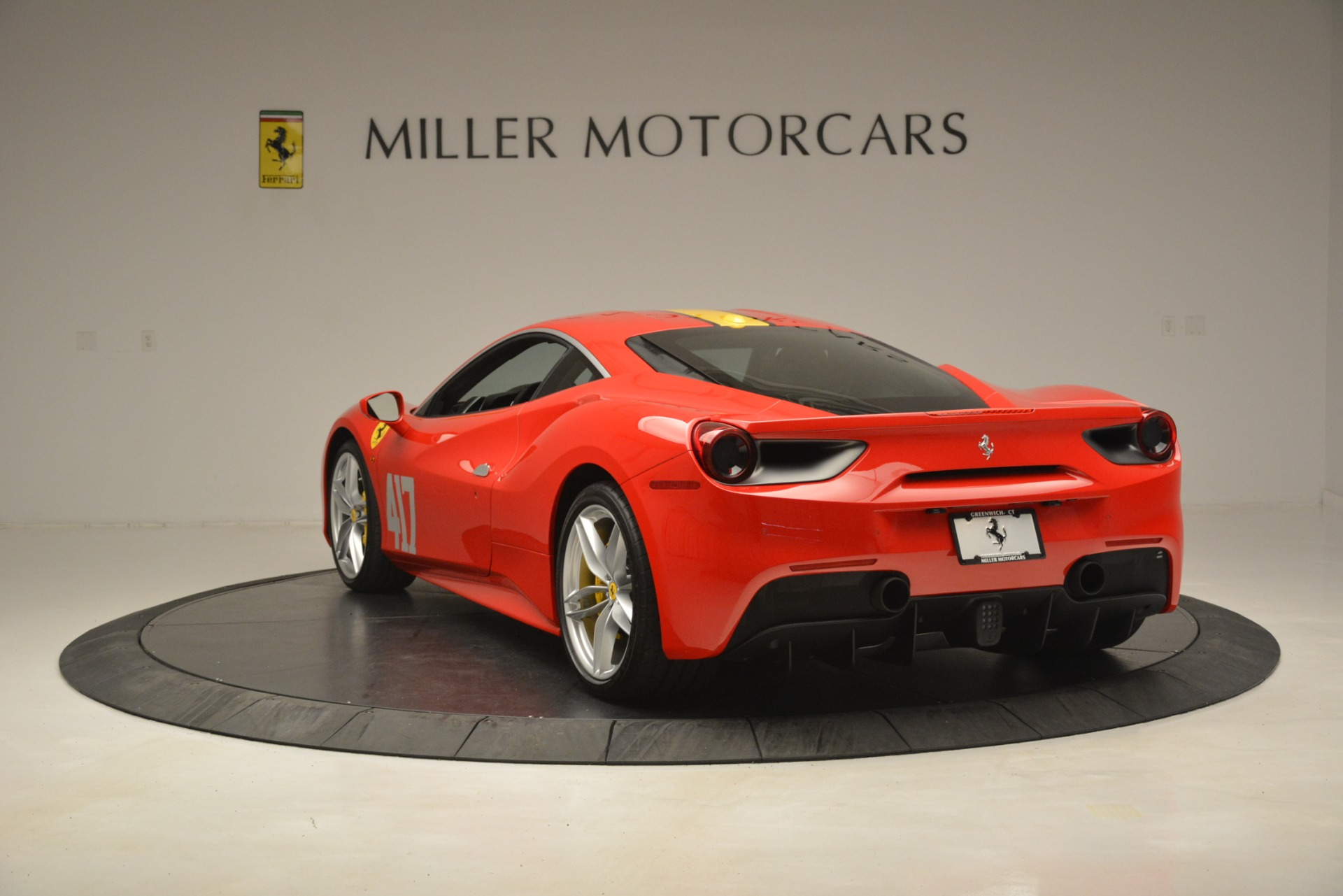 Used 2018 Ferrari 488 GTB  For Sale In Greenwich, CT 3185_p5
