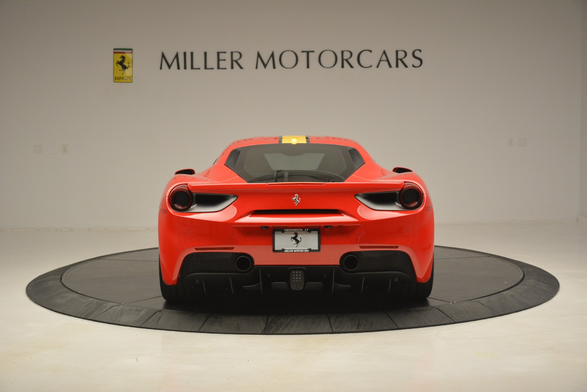 Used 2018 Ferrari 488 GTB  For Sale In Greenwich, CT 3185_p6