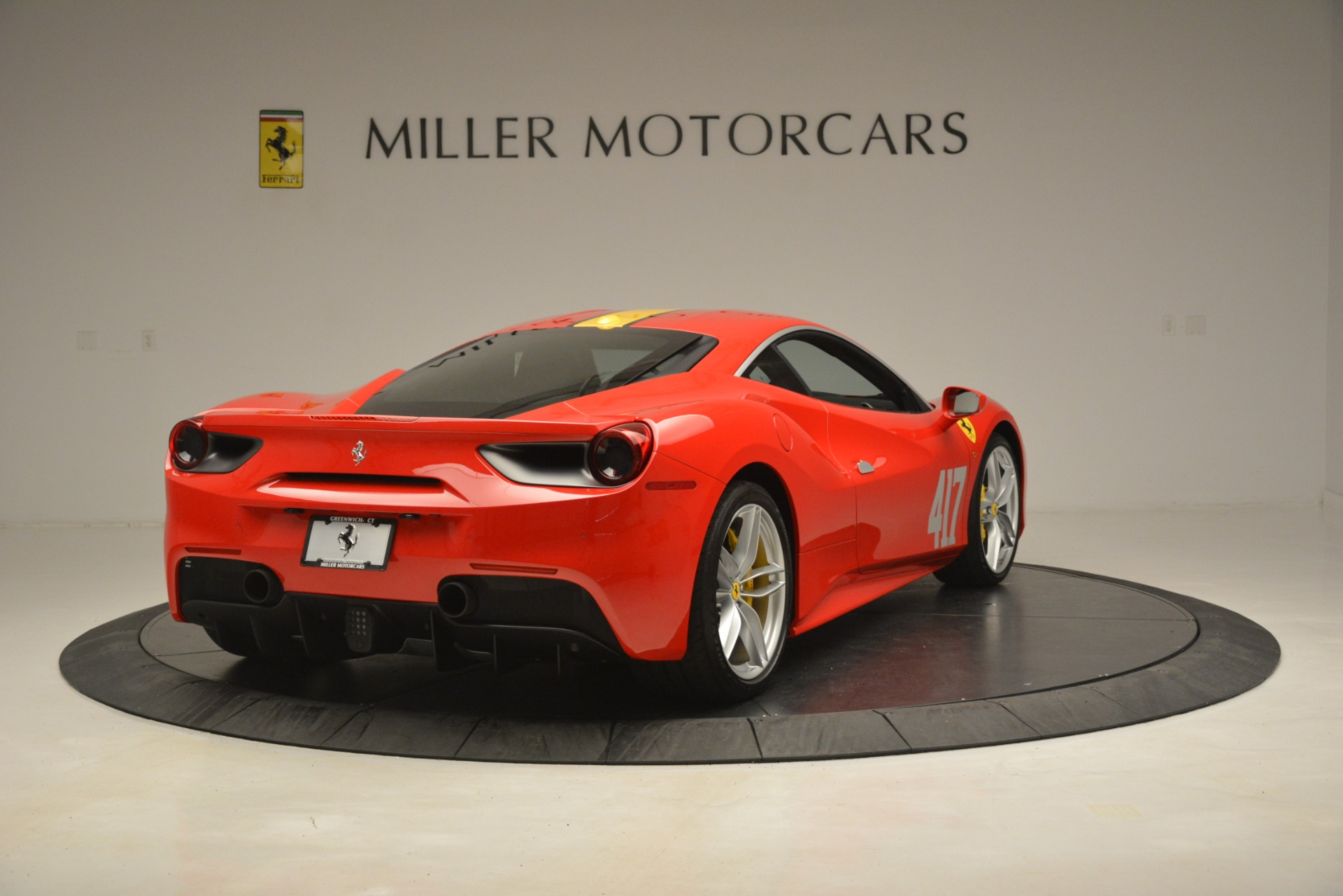 Used 2018 Ferrari 488 GTB  For Sale In Greenwich, CT 3185_p7