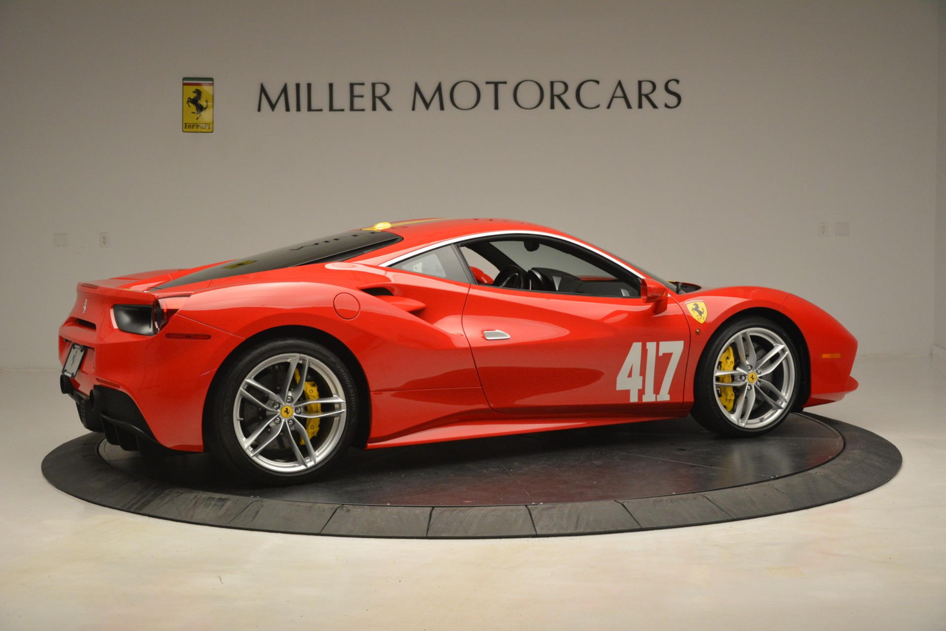 Used 2018 Ferrari 488 GTB  For Sale In Greenwich, CT 3185_p8