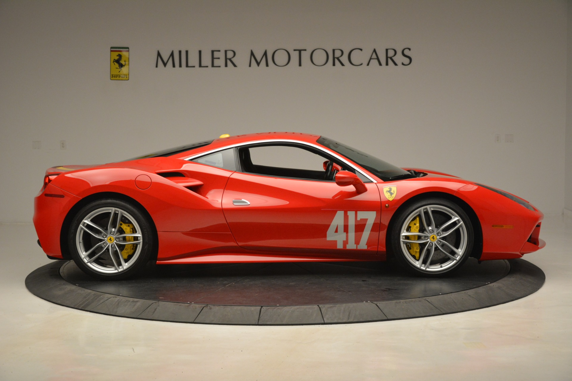 Used 2018 Ferrari 488 GTB  For Sale In Greenwich, CT 3185_p9