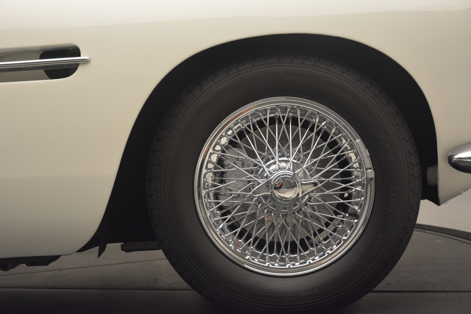 Used 1961 Aston Martin DB4 Series IV Coupe For Sale In Greenwich, CT 3186_p16