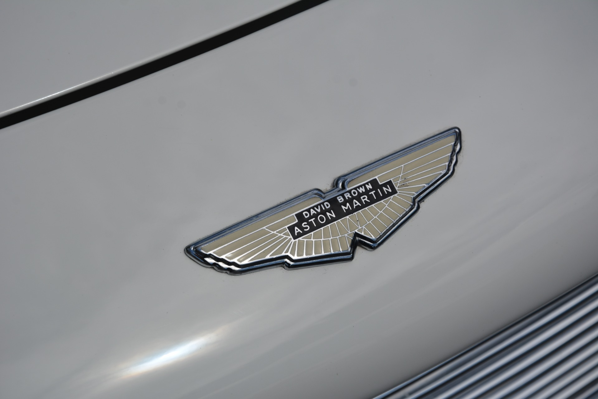 Used 1961 Aston Martin DB4 Series IV Coupe For Sale In Greenwich, CT 3186_p18