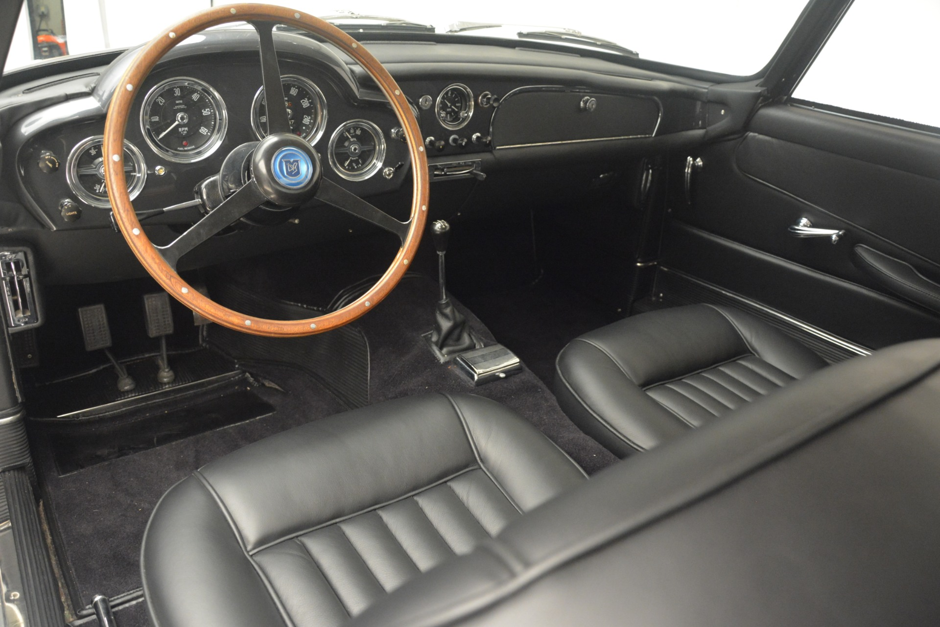 Used 1961 Aston Martin DB4 Series IV Coupe For Sale In Greenwich, CT 3186_p21