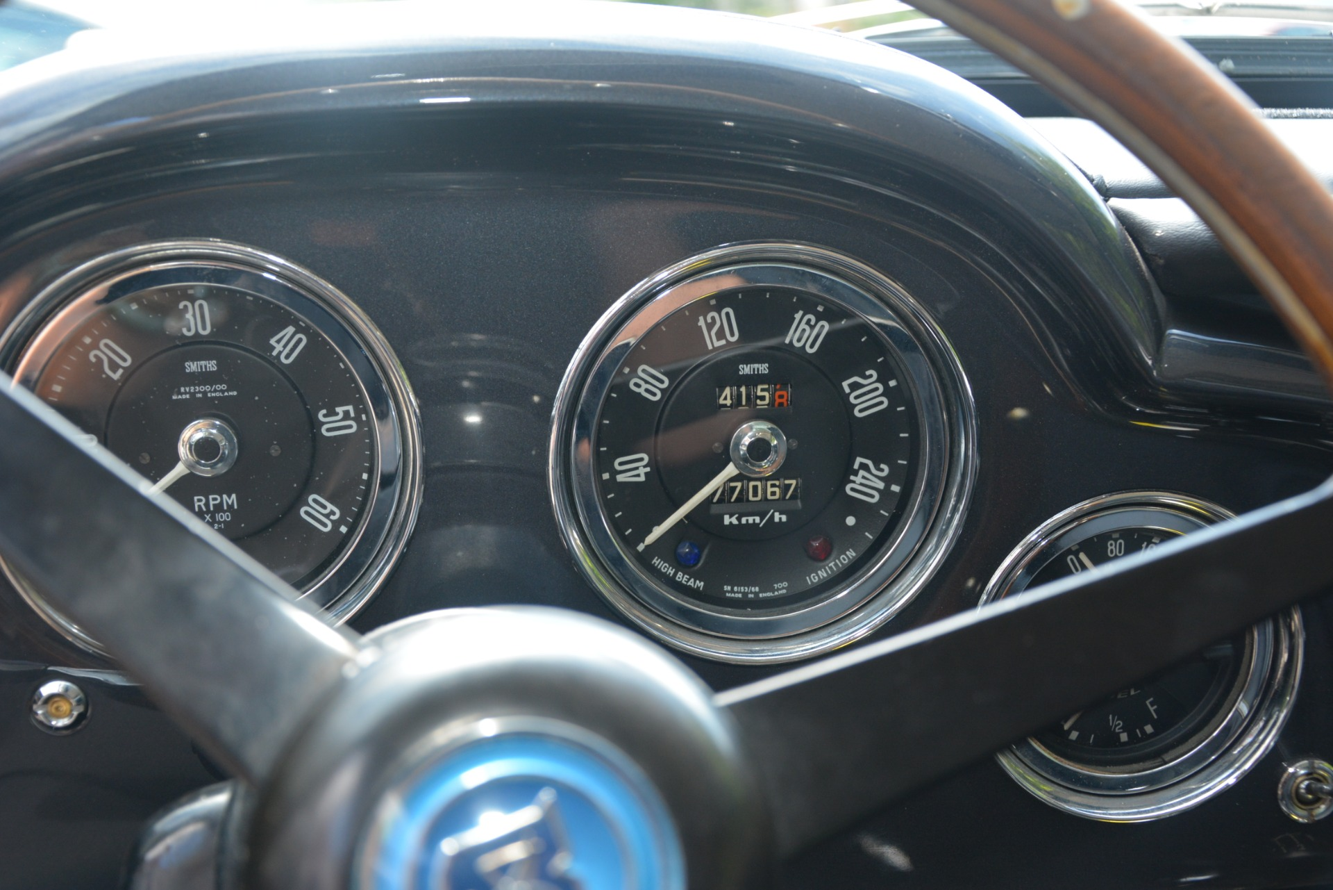Used 1961 Aston Martin DB4 Series IV Coupe For Sale In Greenwich, CT 3186_p29
