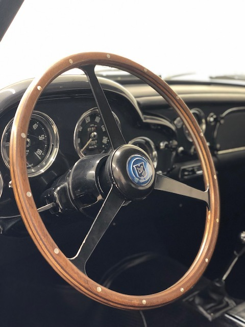 Used 1961 Aston Martin DB4 Series IV Coupe For Sale In Greenwich, CT 3186_p37