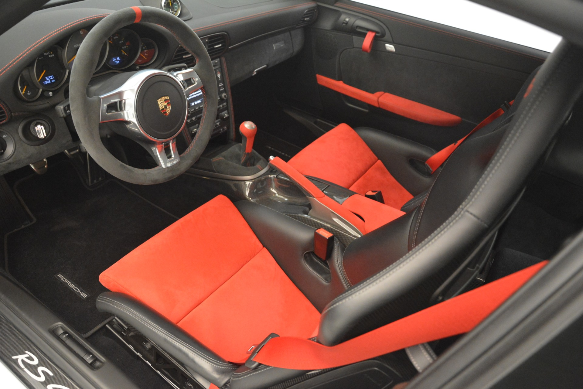 Used 2011 Porsche 911 GT3 RS 4.0 For Sale In Greenwich, CT 3188_p13