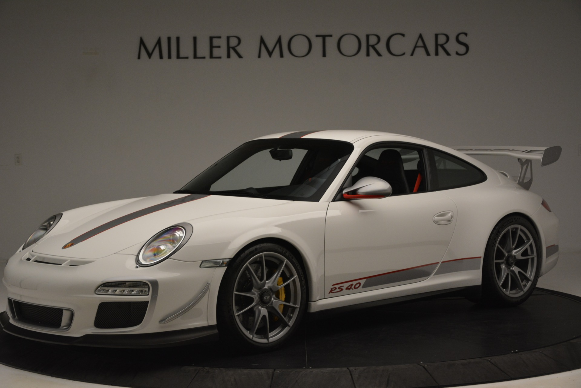 Used 2011 Porsche 911 GT3 RS 4.0 For Sale In Greenwich, CT 3188_p2