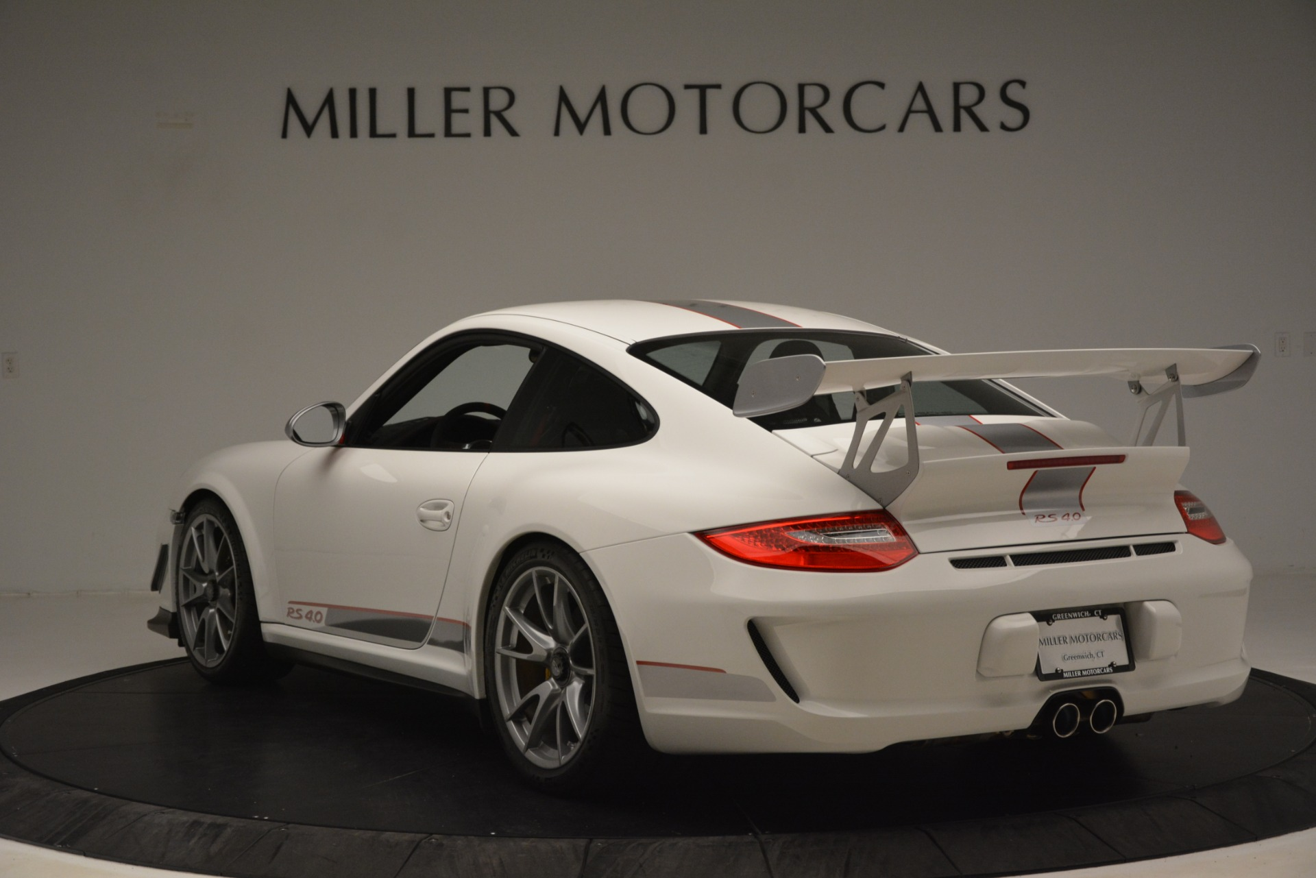 Used 2011 Porsche 911 GT3 RS 4.0 For Sale In Greenwich, CT 3188_p5