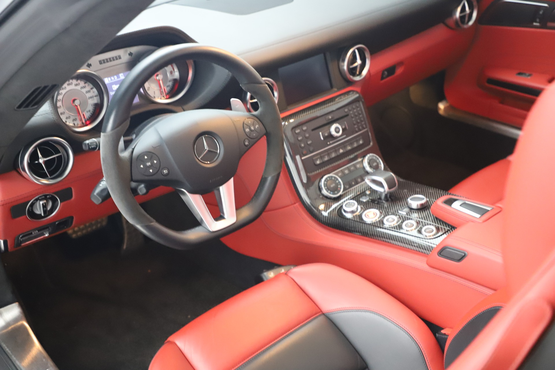 Used 2012 Mercedes-Benz SLS AMG  For Sale In Greenwich, CT 3189_p27