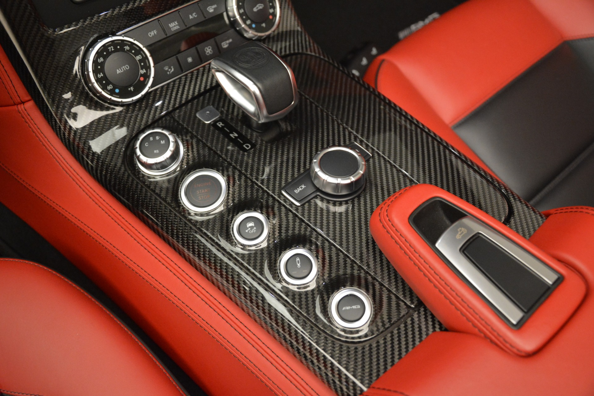 Used 2012 Mercedes-Benz SLS AMG  For Sale In Greenwich, CT 3189_p31