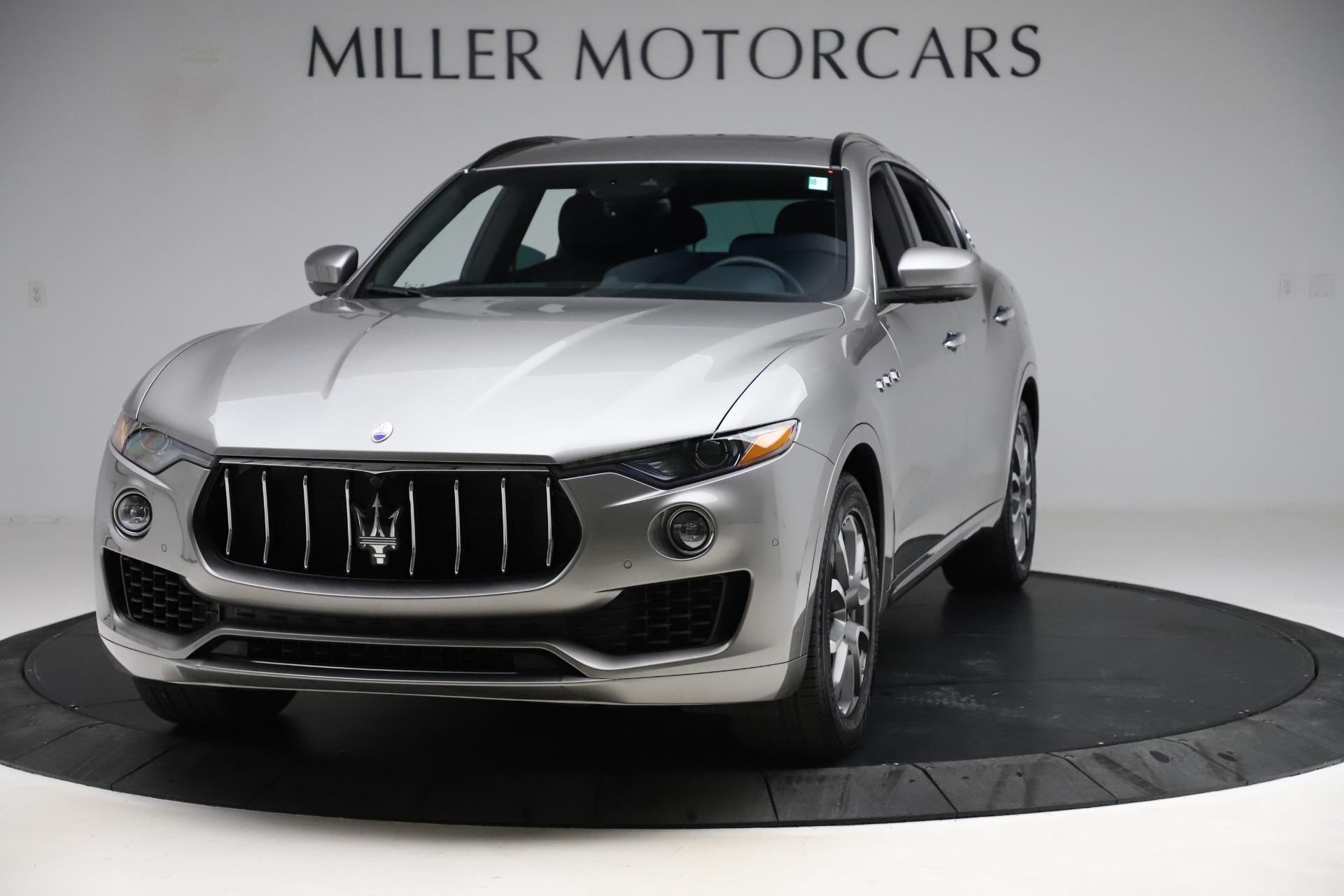 New 2019 Maserati Levante Q4 For Sale In Greenwich, CT 3192_main