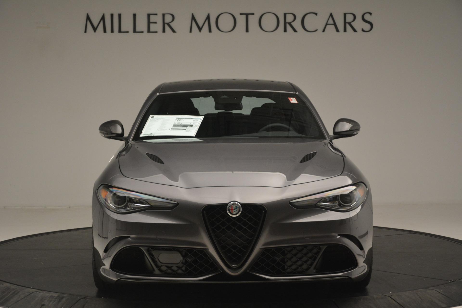 New 2019 Alfa Romeo Giulia Quadrifoglio For Sale In Greenwich, CT 3193_p12