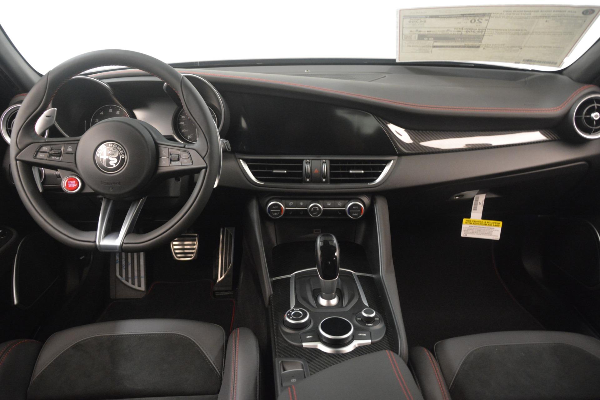 New 2019 Alfa Romeo Giulia Quadrifoglio For Sale In Greenwich, CT 3193_p18