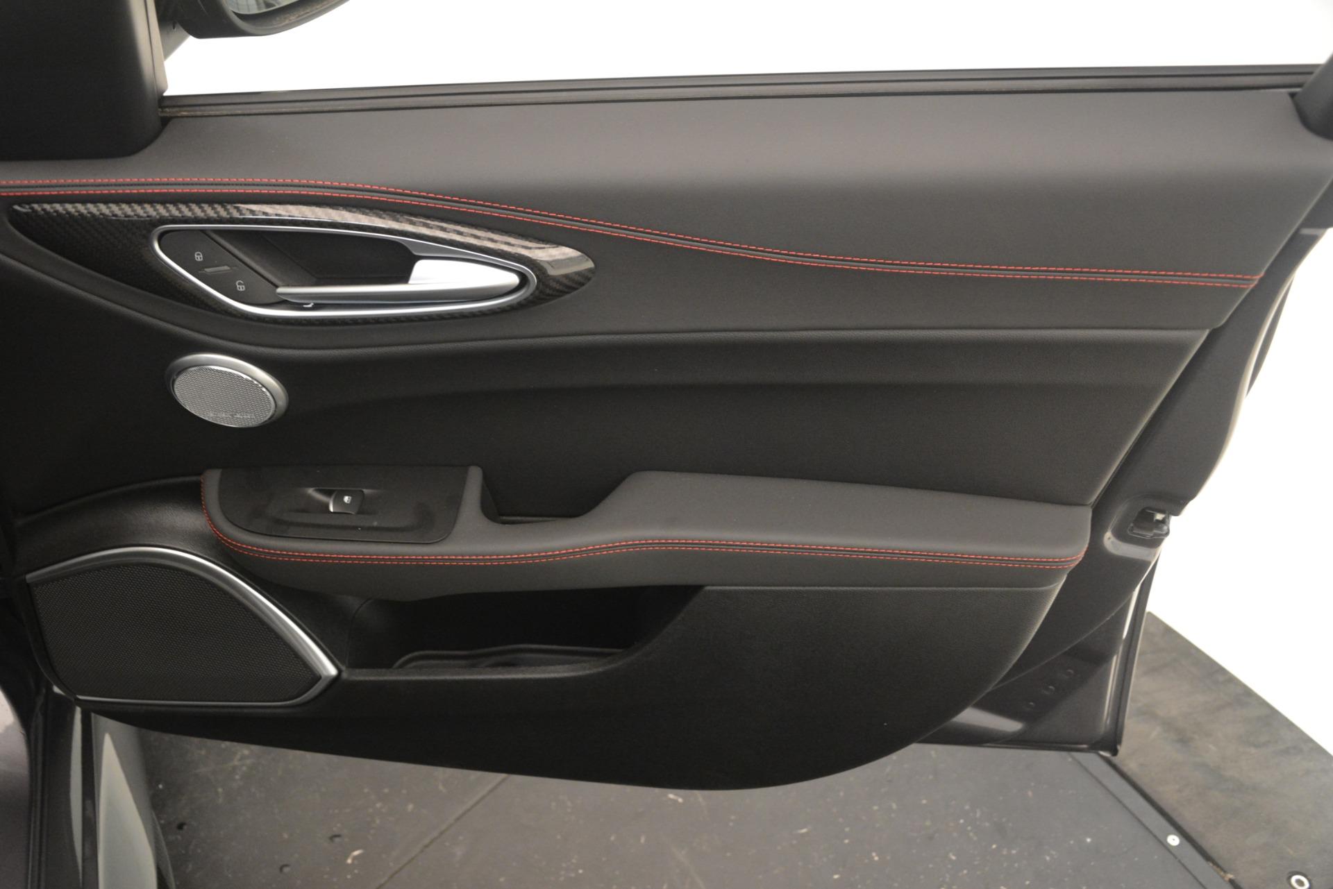 New 2019 Alfa Romeo Giulia Quadrifoglio For Sale In Greenwich, CT 3193_p27