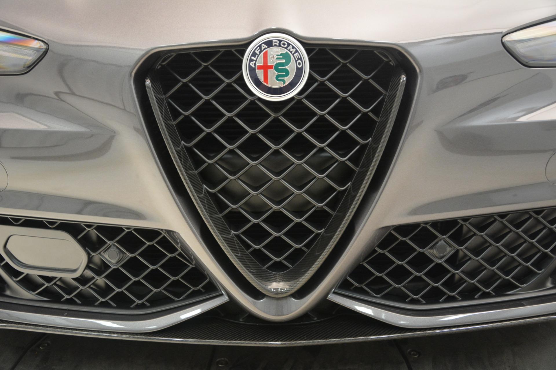 New 2019 Alfa Romeo Giulia Quadrifoglio For Sale In Greenwich, CT 3193_p33