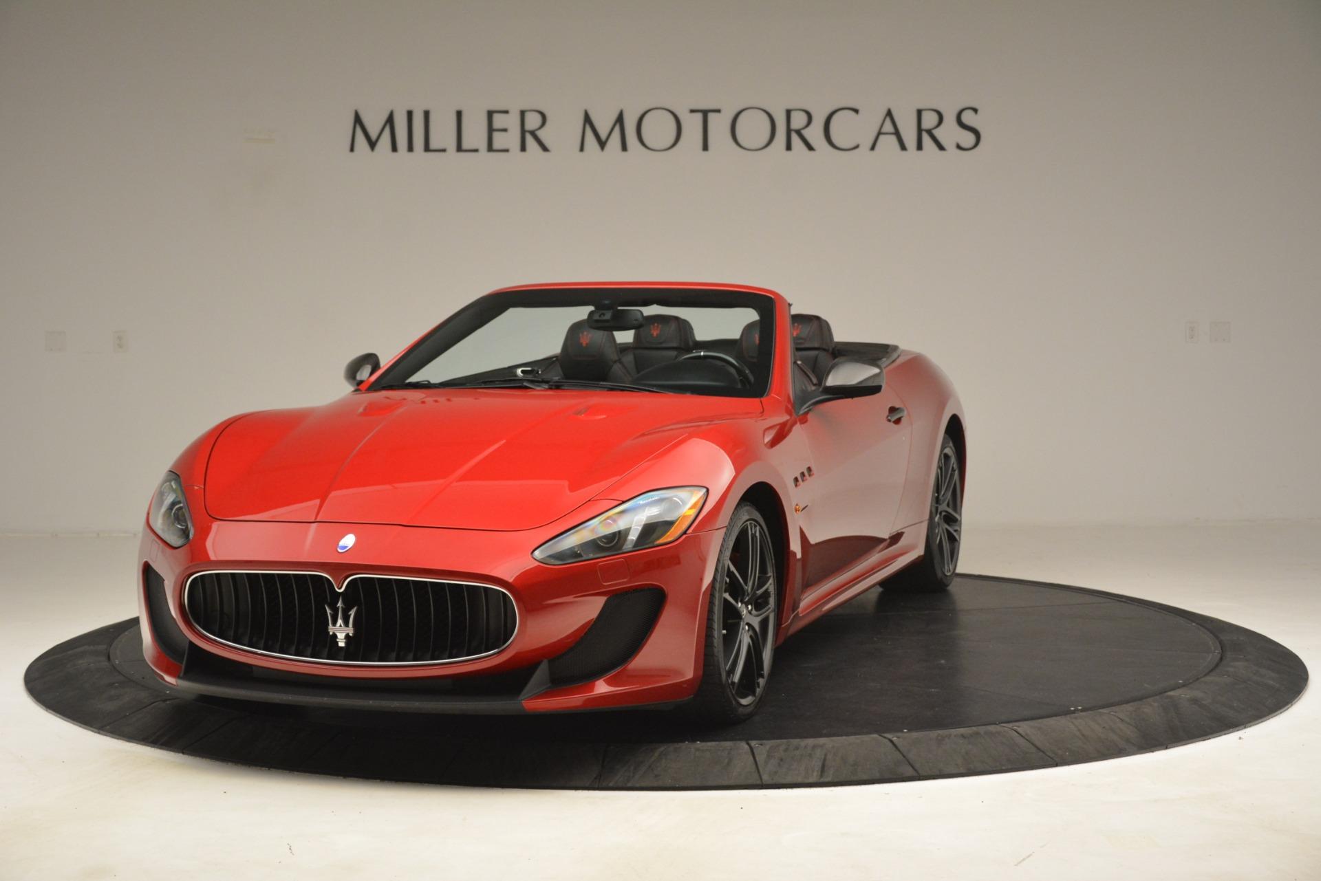 Used 2015 Maserati GranTurismo MC For Sale In Greenwich, CT 3197_main
