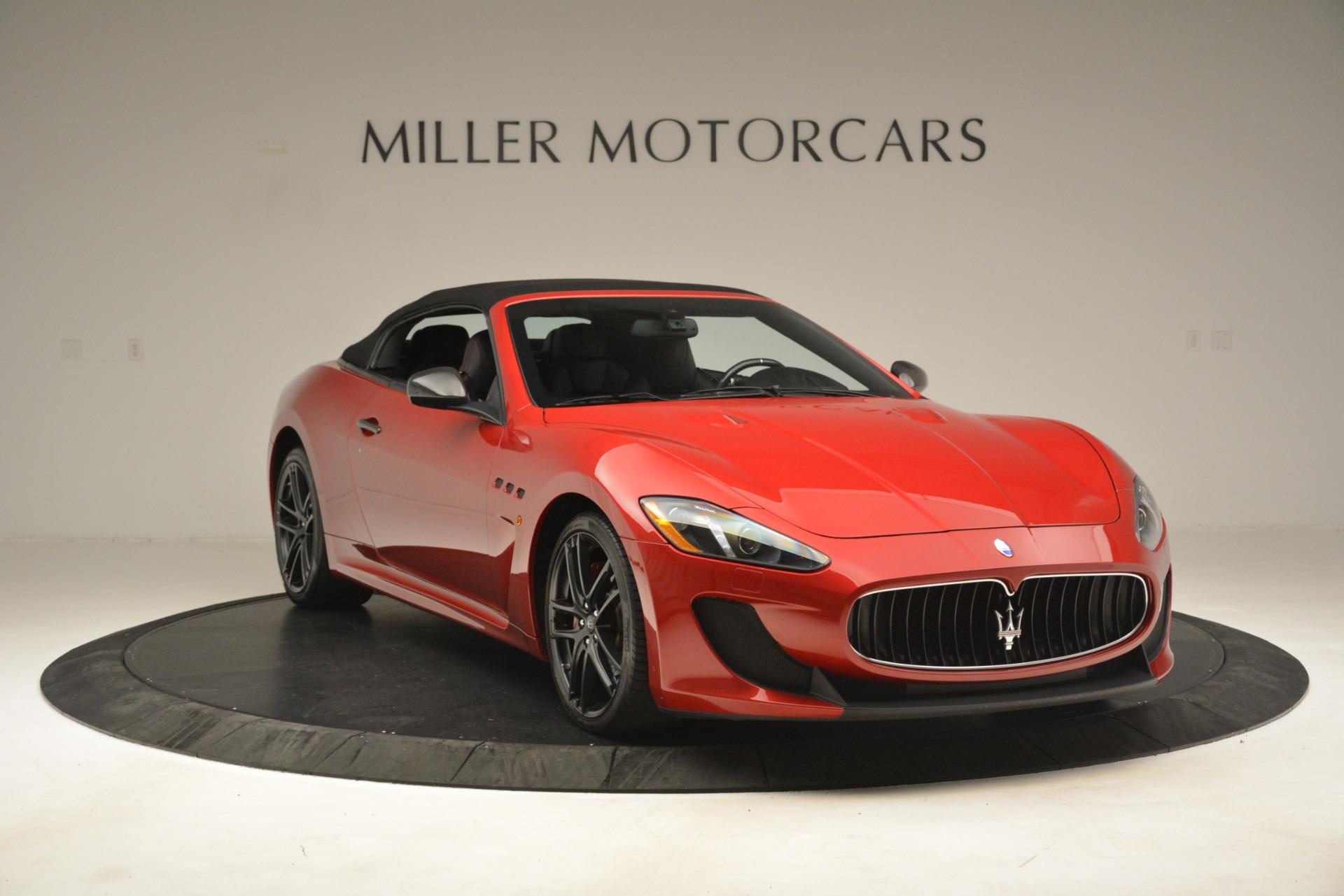 Used 2015 Maserati GranTurismo MC For Sale In Greenwich, CT 3197_p14