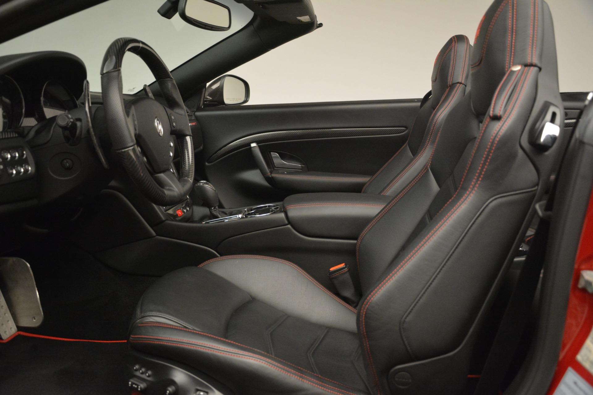 Used 2015 Maserati GranTurismo MC For Sale In Greenwich, CT 3197_p21