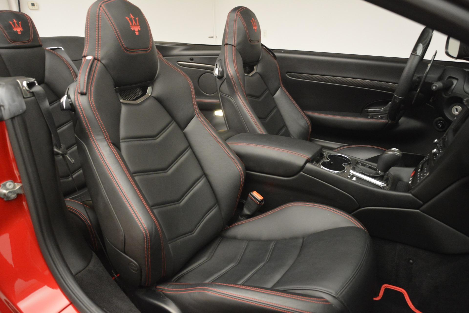 Used 2015 Maserati GranTurismo MC For Sale In Greenwich, CT 3197_p27