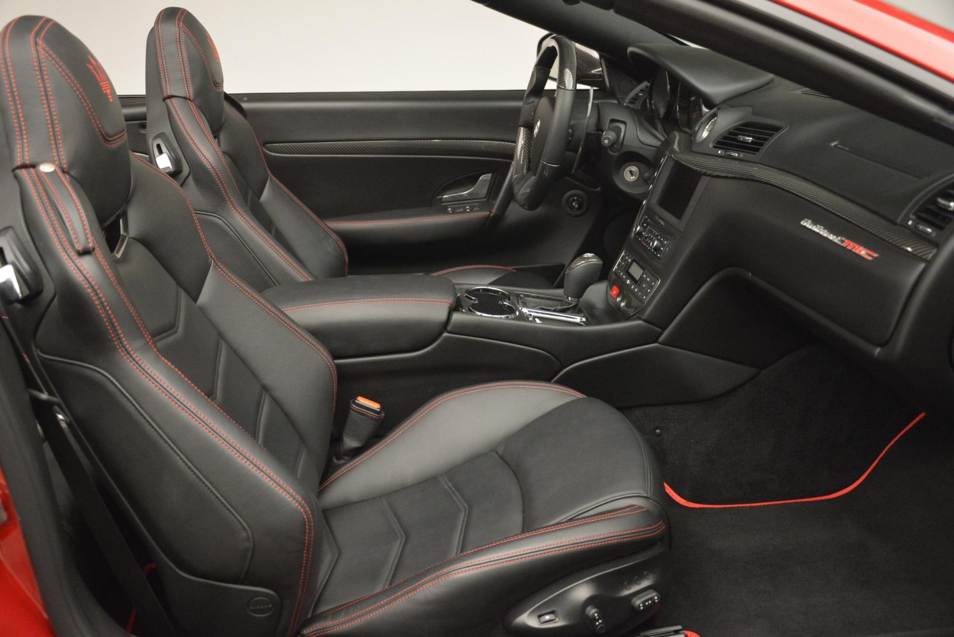 Used 2015 Maserati GranTurismo MC For Sale In Greenwich, CT 3197_p29