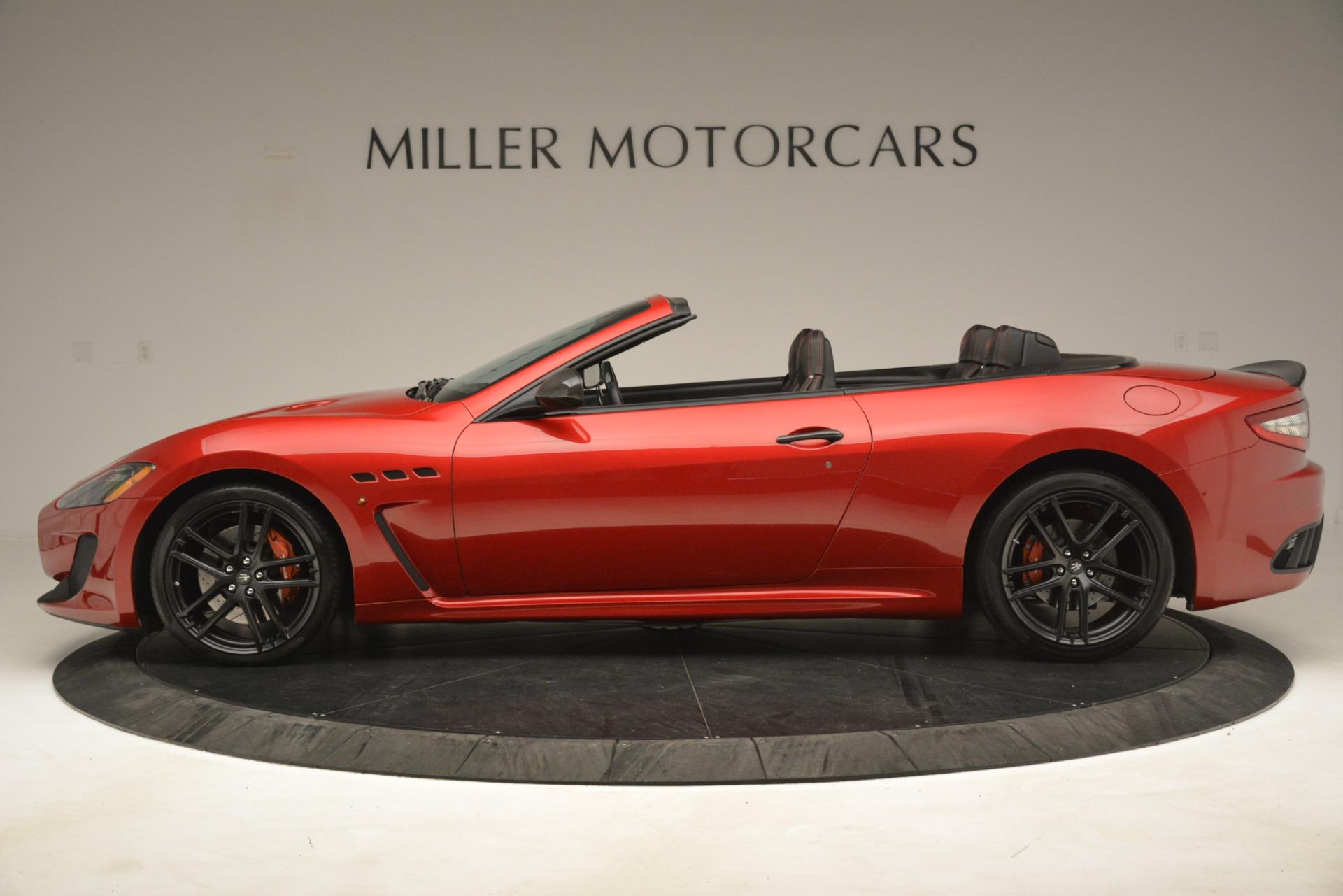 Used 2015 Maserati GranTurismo MC For Sale In Greenwich, CT 3197_p3