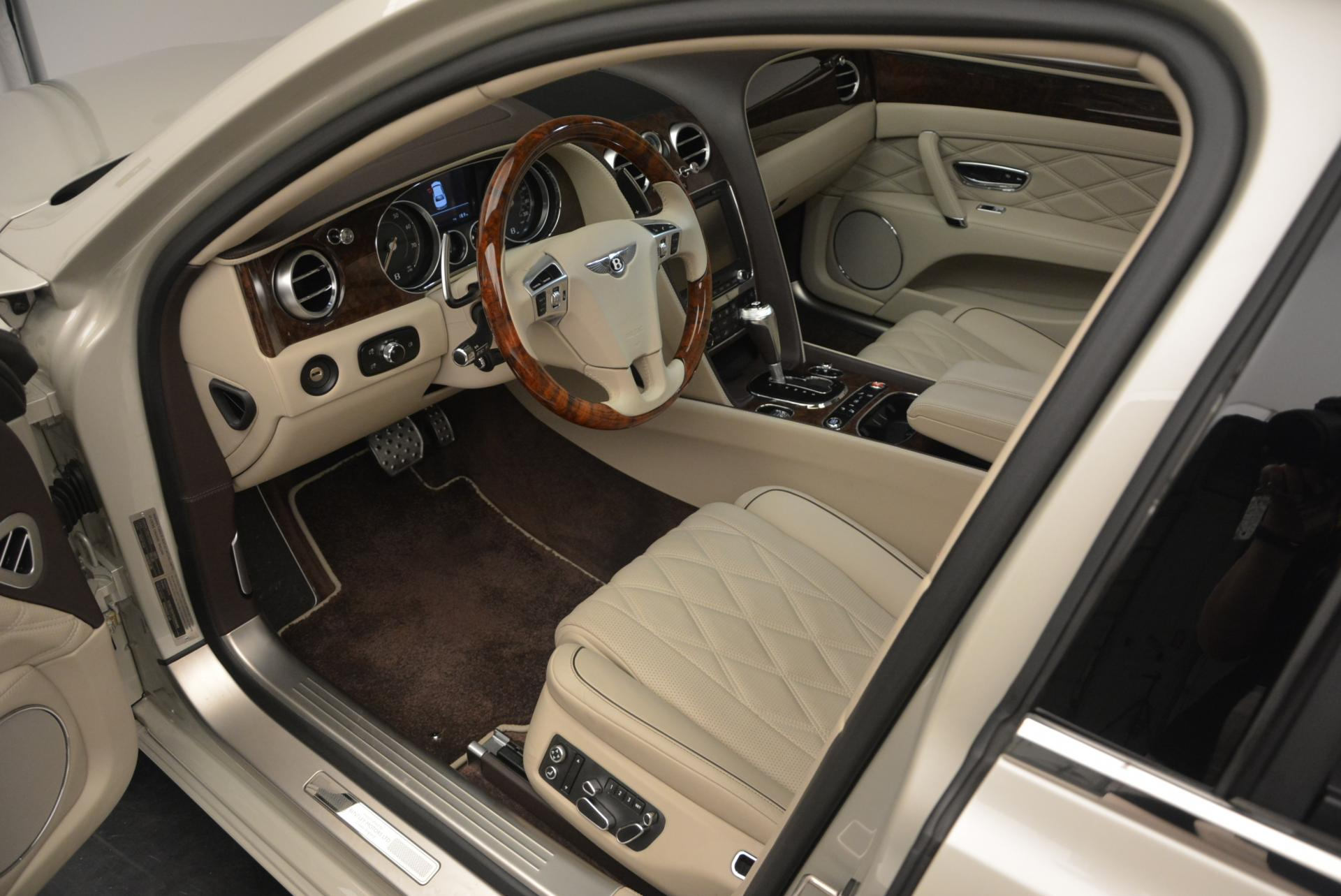 Used 2016 Bentley Flying Spur W12 For Sale In Greenwich, CT 32_p19