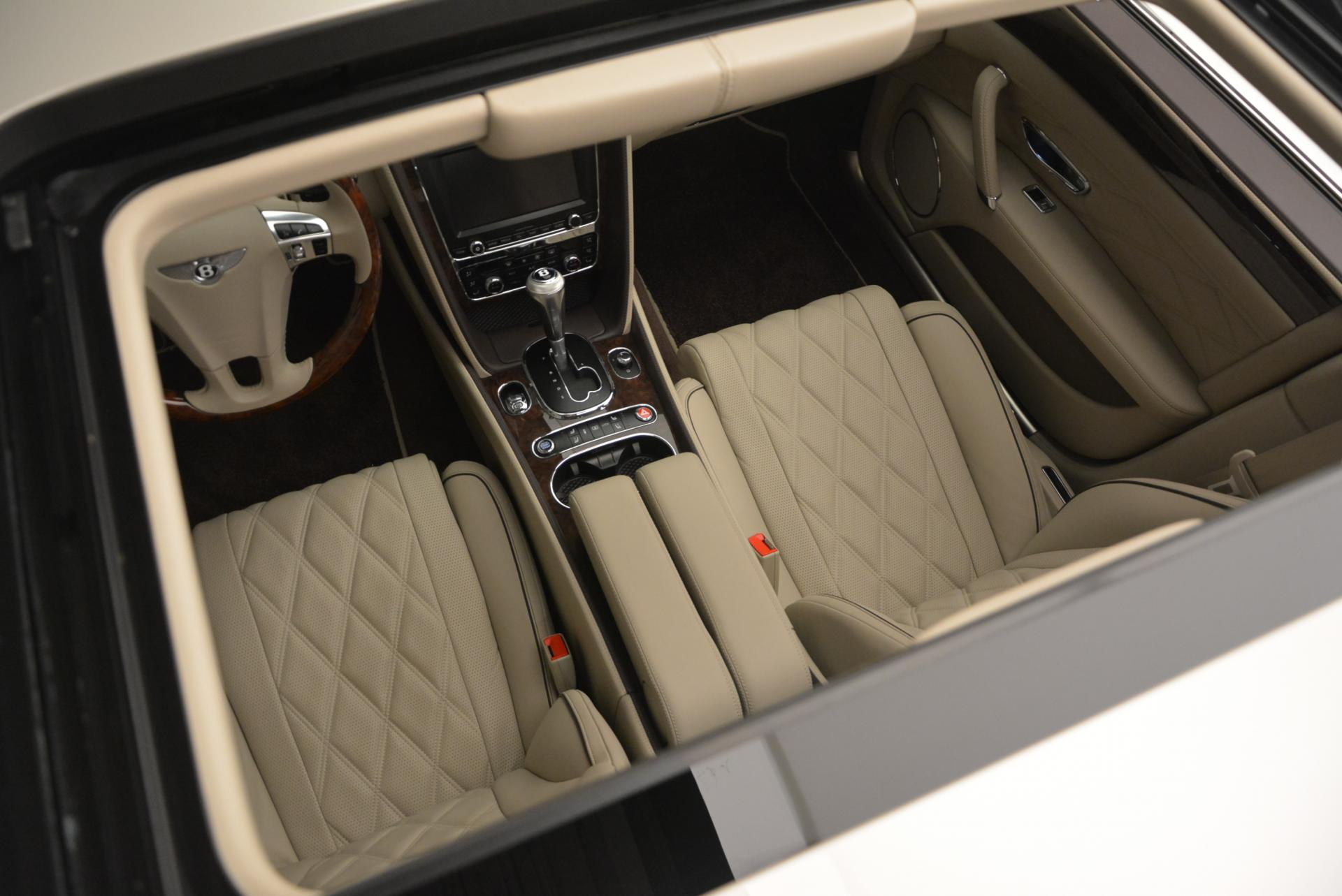Used 2016 Bentley Flying Spur W12 For Sale In Greenwich, CT 32_p37