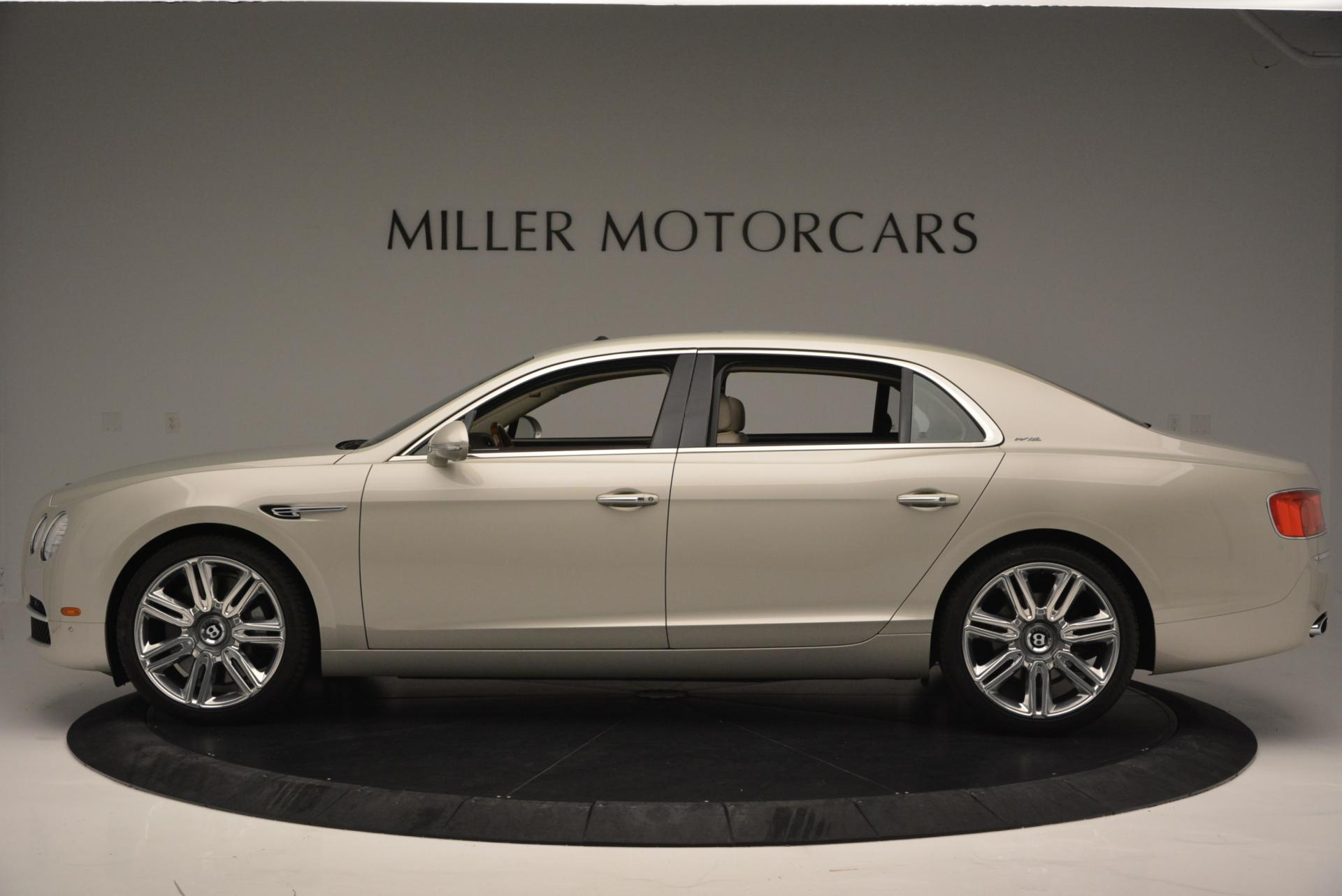 Used 2016 Bentley Flying Spur W12 For Sale In Greenwich, CT 32_p3
