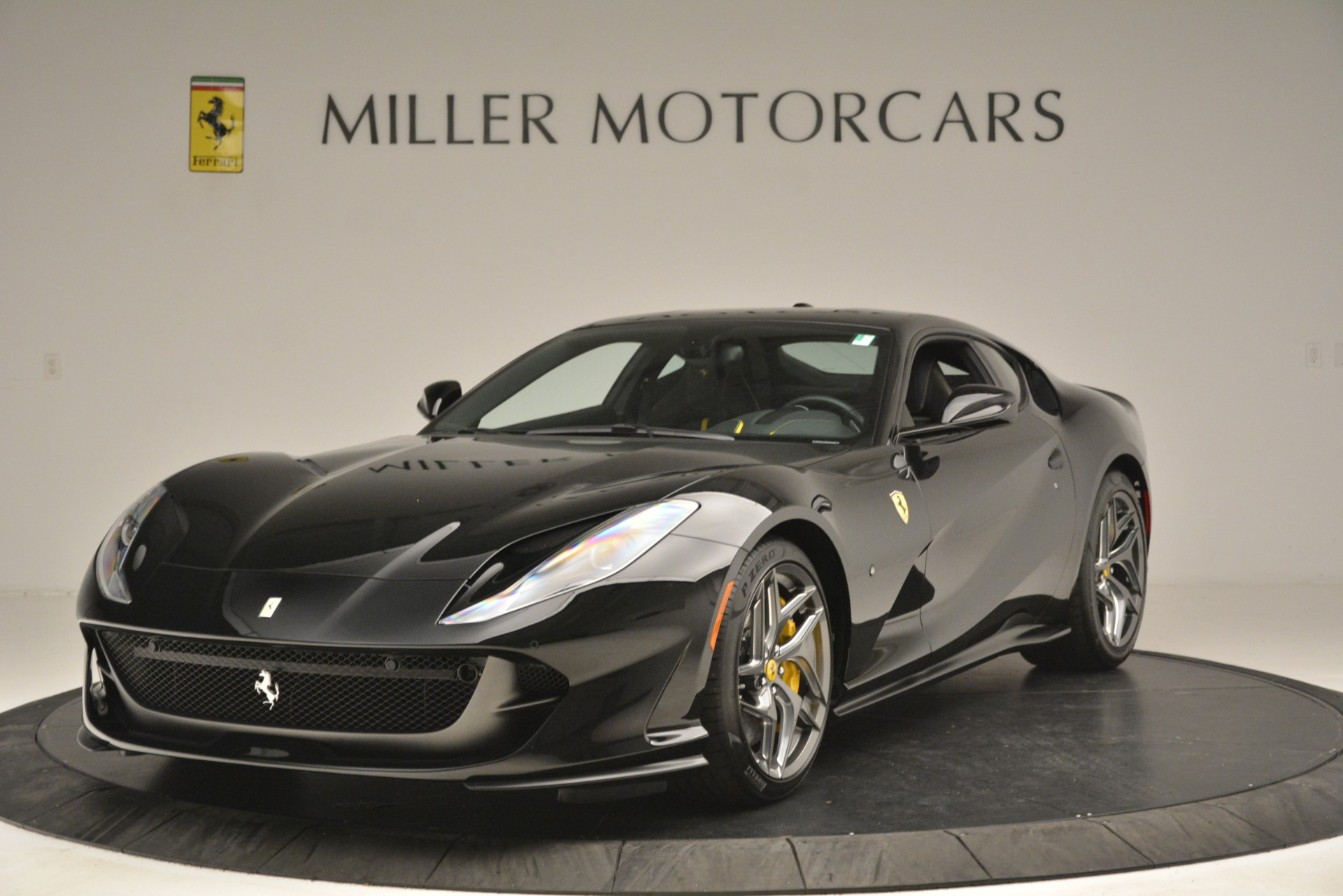 Used 2019 Ferrari 812 Superfast  For Sale In Greenwich, CT 3200_main