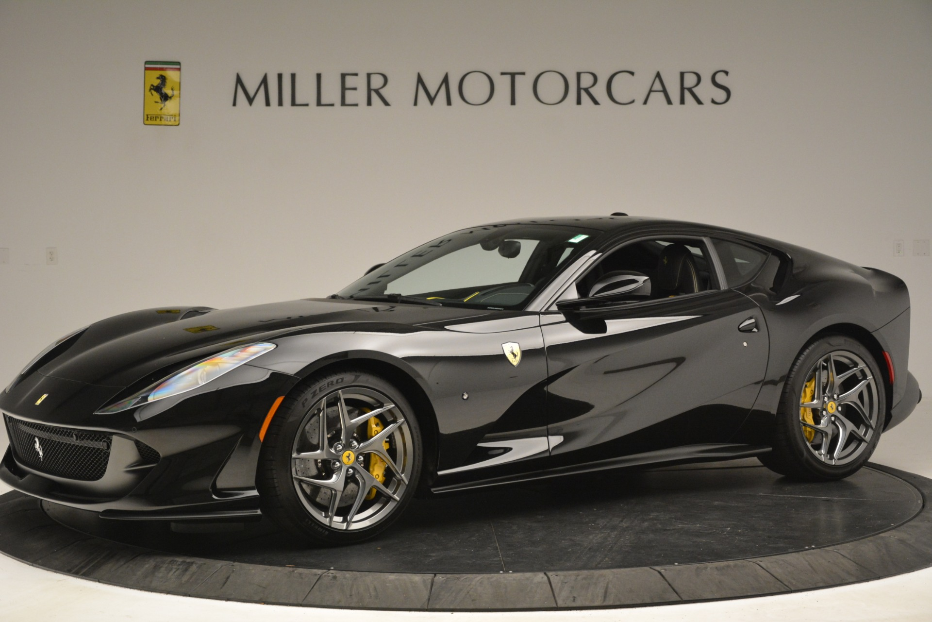 Used 2019 Ferrari 812 Superfast  For Sale In Greenwich, CT 3200_p2