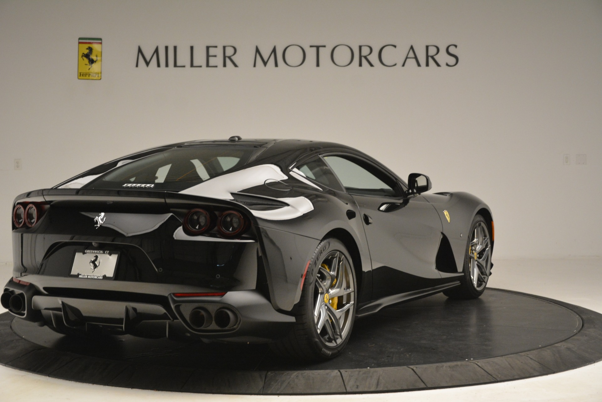 Used 2019 Ferrari 812 Superfast  For Sale In Greenwich, CT 3200_p7
