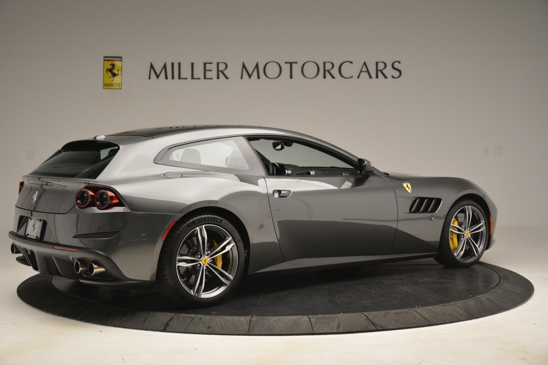 Used 2018 Ferrari GTC4Lusso  For Sale In Greenwich, CT 3201_p8
