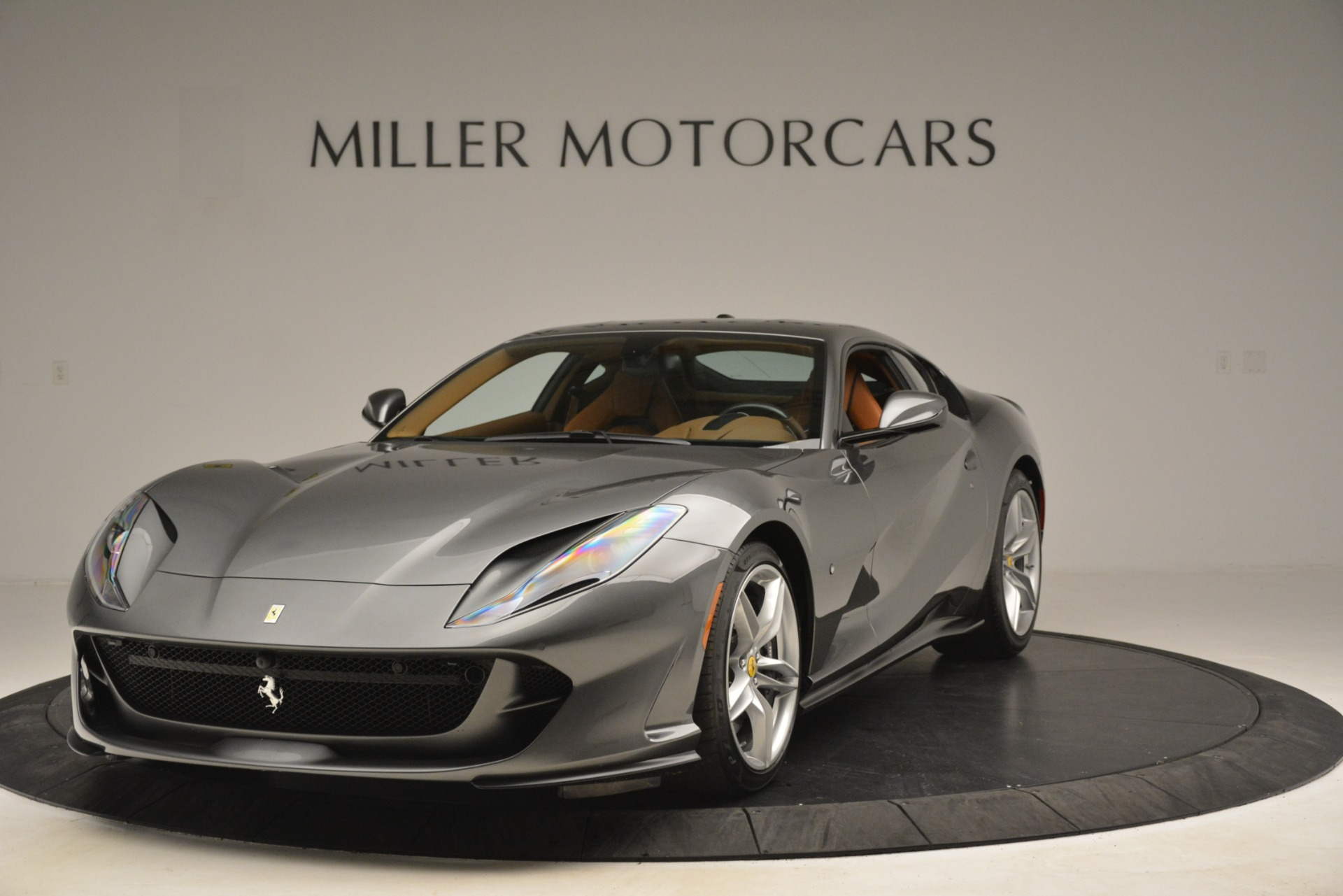 Used 2018 Ferrari 812 Superfast  For Sale In Greenwich, CT 3202_main