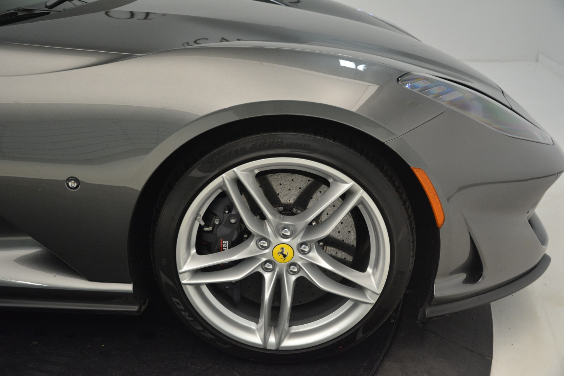 Used 2018 Ferrari 812 Superfast  For Sale In Greenwich, CT 3202_p13