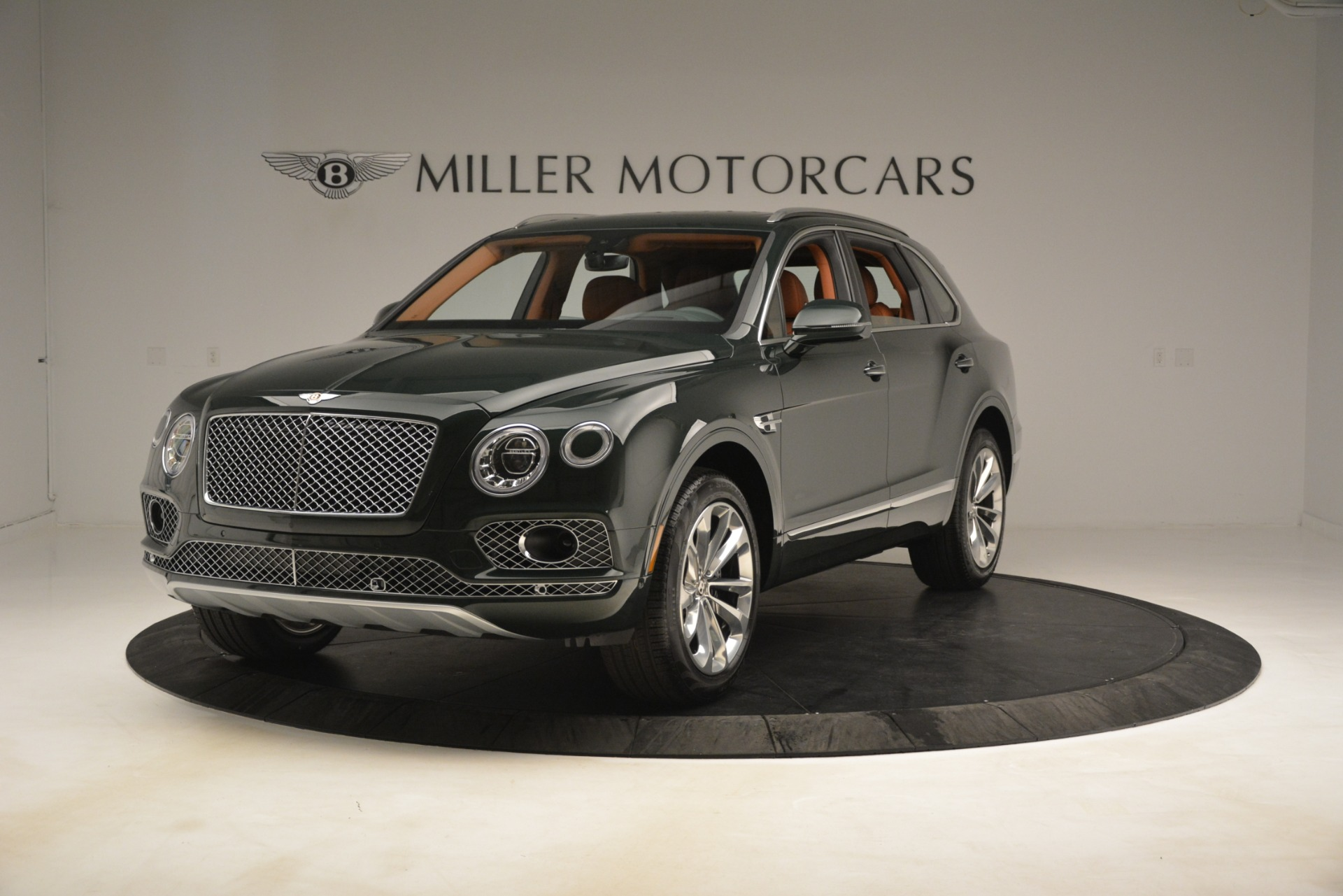 New 2019 Bentley Bentayga V8 For Sale In Greenwich, CT 3203_main