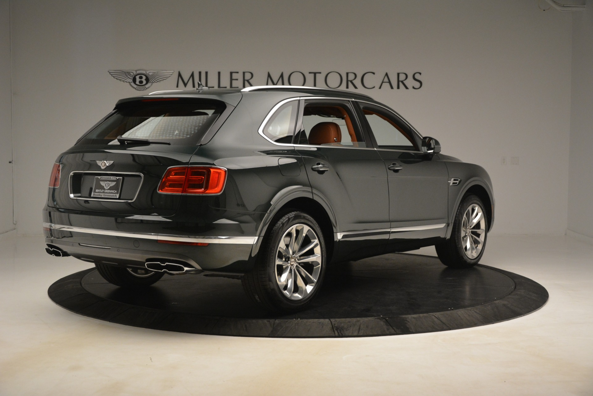New 2019 Bentley Bentayga V8 For Sale In Greenwich, CT 3203_p7
