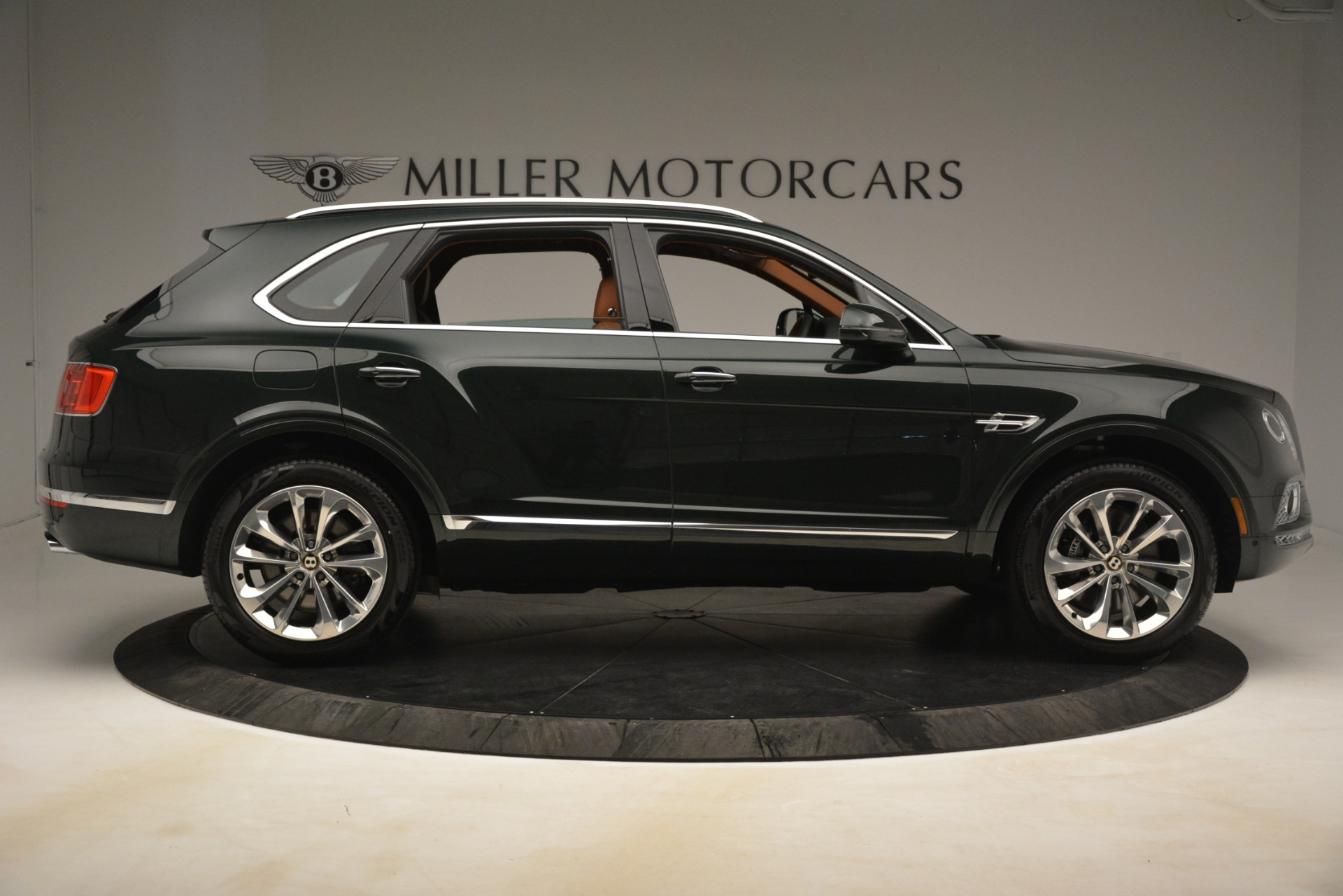 New 2019 Bentley Bentayga V8 For Sale In Greenwich, CT 3203_p9