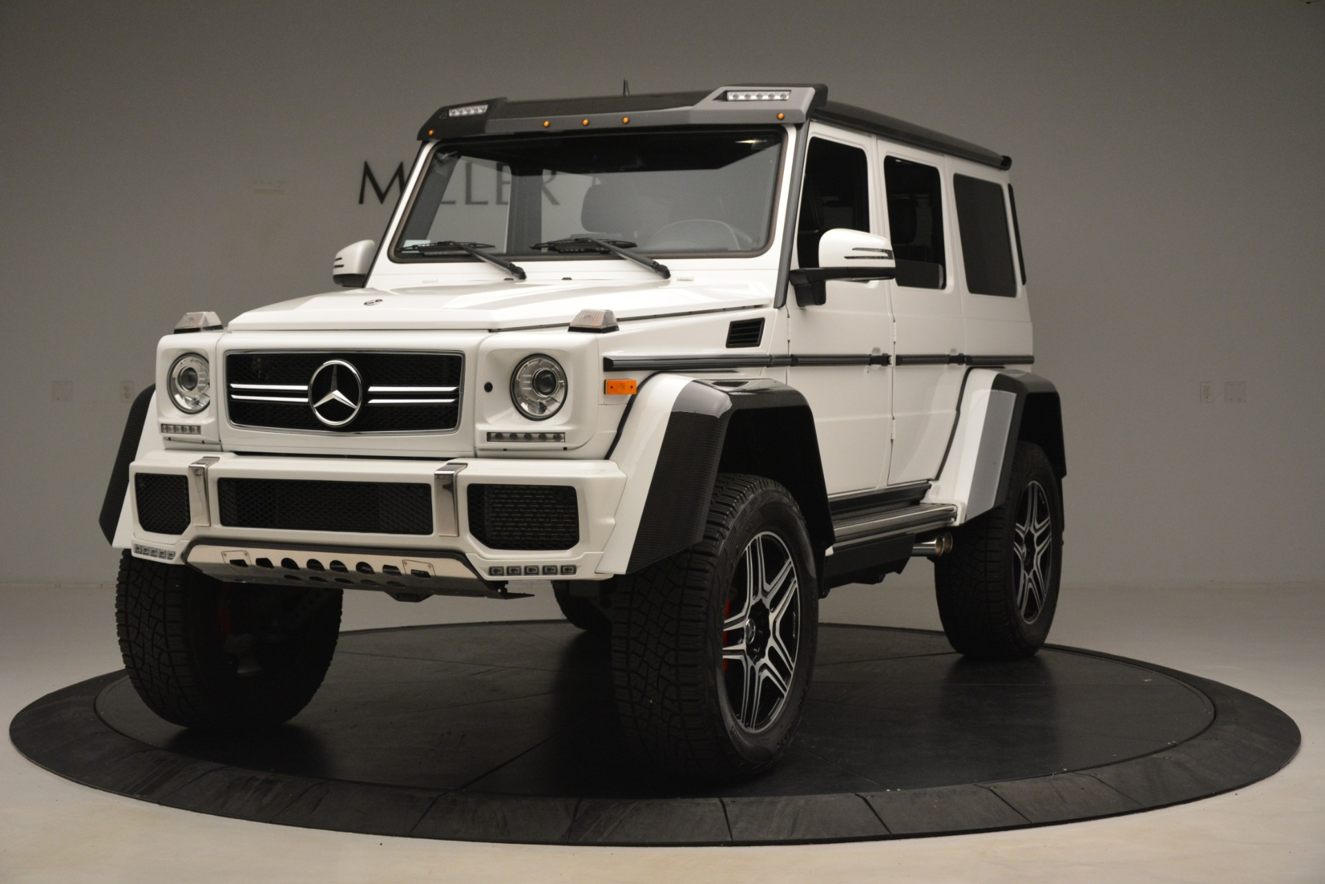 Used 2018 Mercedes-Benz G-Class G 550 4x4 Squared For Sale In Greenwich, CT