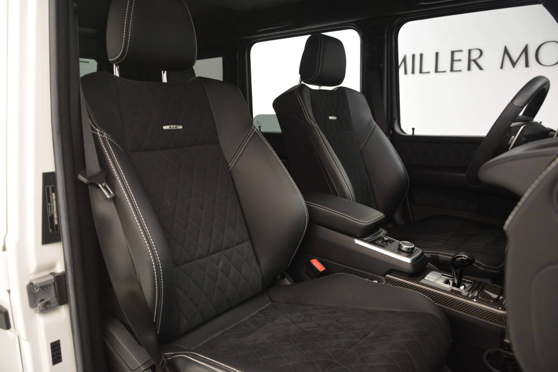 Used 2018 Mercedes-Benz G-Class G 550 4x4 Squared For Sale In Greenwich, CT 3204_p20