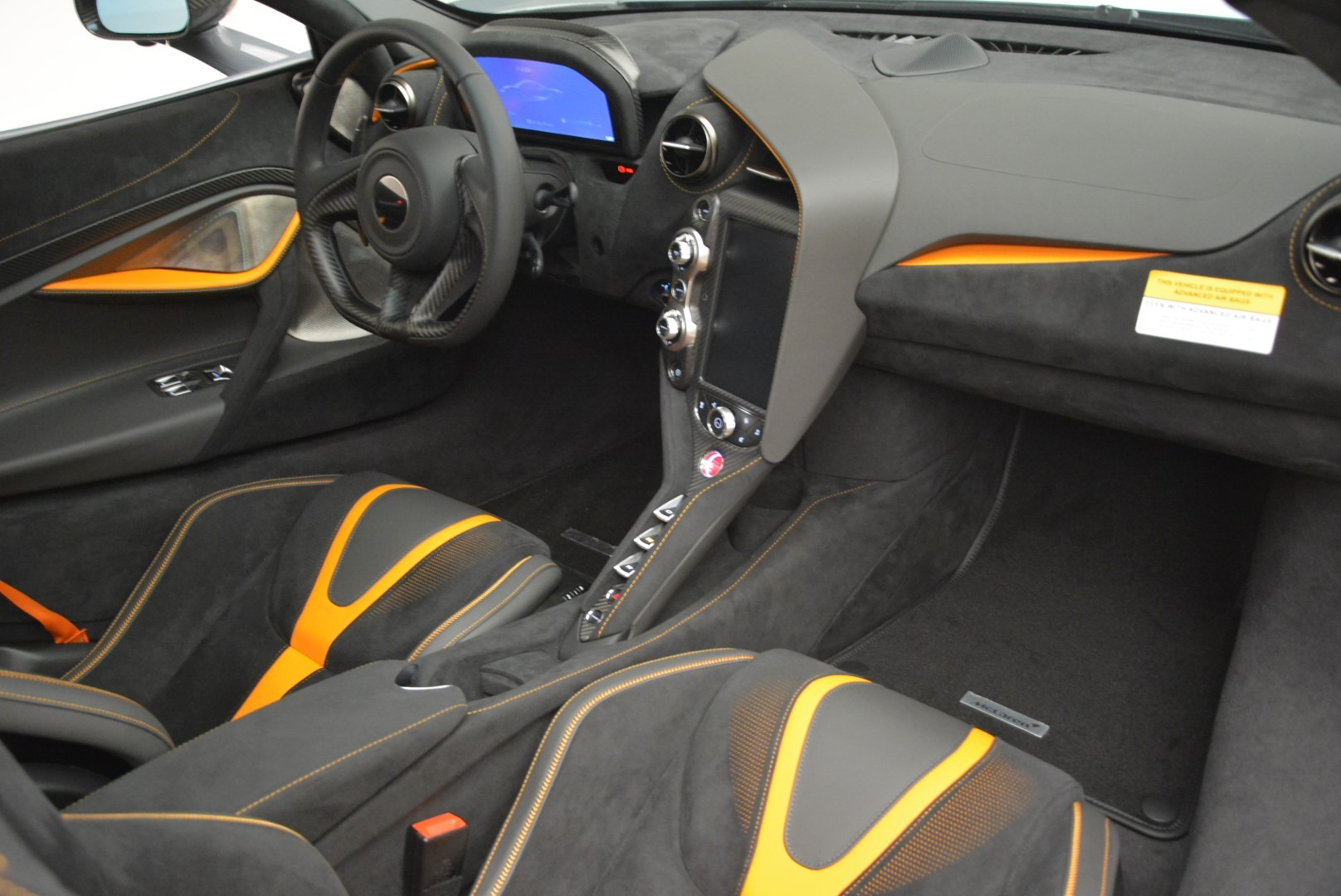 Used 2018 McLaren 720S Coupe For Sale In Greenwich, CT 3205_p18